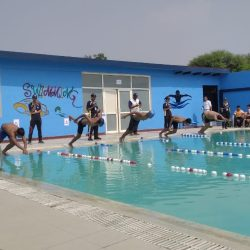 AAPSA Swimming Competition